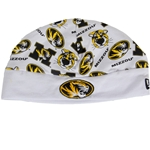 Mizzou Tiger Head Reversible Warming Cap
