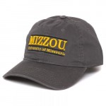 Mizzou University Bar Embroidery Hat