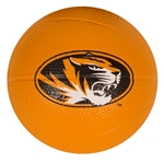 Mizzou Oval Tiger Head Mini Nerf Basketball
