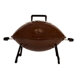 Mizzou Football Portable Charcoal Grill