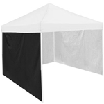 Black Tent Side Panels
