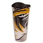 Mizzou Tiger Head Colossal Tumbler