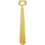 Mizzou Black & Gold Oxford Stripe Tie