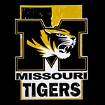 Missouri Tigers Poster Decal