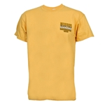 Mizzou 2013 Homecoming Gold Short Sleeve Crew Neck T-Shirt