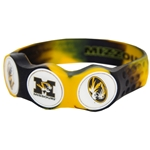 Mizzou Tiger Head Waterskins Golf Bracelet