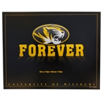 University of Missouri Tigers Inspiration Forever Print