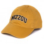 Mizzou Arch Foam Gold Hat