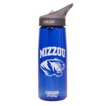 Mizzou CamelBak Royal Blue Water Bottle