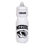 Mizzou CamelBak Tiger Head Podium White Water Bottle