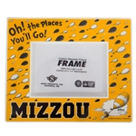 Mizzou Dr. Seuss Oh! The Places You'll Go! 4x6 Magnetic Photo Frame