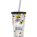 University of Missouri Dr. Seuss Oh! The Places You'll Go! Tumbler with Straw