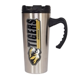 Mizzou Tigers Stainless Steel Travel Tumbler