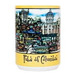 Mizzou Pubs of Columbia 15 oz Mug