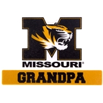 Missouri Grandpa Decal