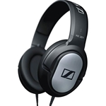 Sennheiser Black HD201 On-Ear Headphones