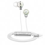 Sennheiser White CX890i In-Ear Headphones with Remote
