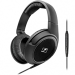 Sennheiser Black HD429S On-Ear Headphones