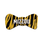 Mizzou Tiger Stripe Foam Bow Tie