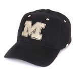 Mizzou Tigers Black Knit Stretch-Fit Hat