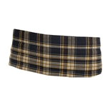 Mizzou Official Plaid Cummerbund
