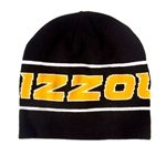 Mizzou Nike Black & Gold Knit Beanie
