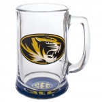 Mizzou Oval Tiger Head SEC Mug