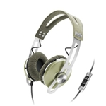 Sennheiser Green Momentum On-Ear Headphones