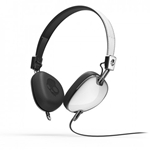 Skullcandy White Navigator On-Ear Headphones