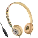 House of Marley Tribe Canvas Harambe On-Ear Headphones