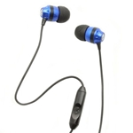 Skullcandy Ink'd 2 Blue Earbuds