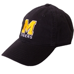 Mizzou Block M Black Hat