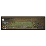 Memorial Stadium Wooden Sign 9x30