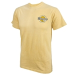 Mizzou Comfort Colors Homecoming 2014 Gold Crew Neck T-Shirt