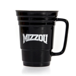 Mizzou Black Ceramic Mug