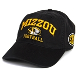 Mizzou SEC Football Black Hat