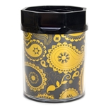 Mizzou Black Official Paisley Large Desk Caddy