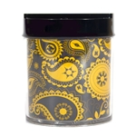 Mizzou Black Official Paisley Desk Caddy