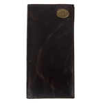 Mizzou Jack Mason Tiger Head Tall Wallet
