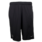 Mizzou Nike Oval Tiger Head Platinum Fly Charcoal Grey Athletic Shorts