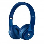 Beats by Dre Blue Solo2 On-Ear Headphones