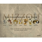 Evolution of the Tiger Print 8x10