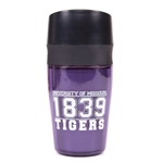 Missouri Tigers Purple Tumbler