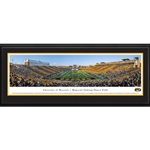 Mizzou 2014 Homecoming Panorama Deluxe Framed Print