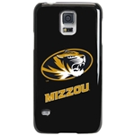 Mizzou Oval Tiger Head Black Samsung Galaxy S5 Phone Case