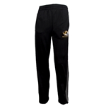 Mizzou Tiger Head Black Fleece Sweatpants