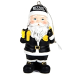 Mizzou Santa Claus Ornament