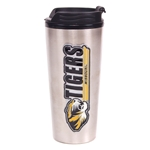 Missouri Tigers Stainless Steel Travel Mug