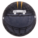 Mizzou Football Helmet Black & Gold Rubber Ball