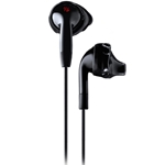 Yurbuds Black Inspire 100 Earbuds
